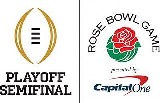 2021 Rose Bowl Annual NCAA football game