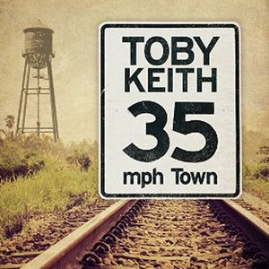 35 MPH Town (song) - Image: 35MPHTown