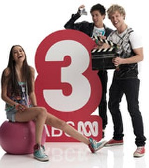 Studio 3 (TV series) - Image: ABC3 studio 3