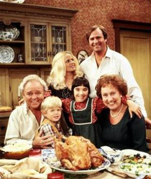 Archie Bunker's Place - Thanksgiving Reunion