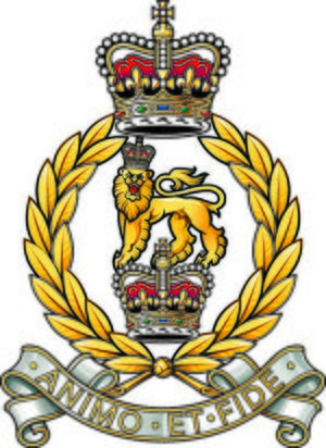 Adjutant General's Corps - Cap Badge of the AGC