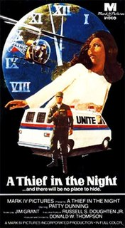 <i>A Thief in the Night</i> (film) 1972 film