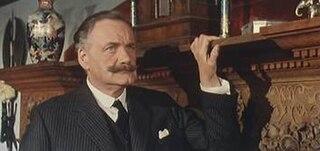 Howard Marion-Crawford British actor (1914-1969)