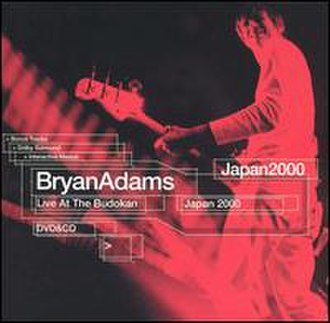 Live at the Budokan (Bryan Adams album) - Image: Adams Liveat Budokan