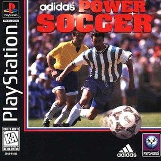 Adidas Power Soccer - Image: Adidas Power Soccer
