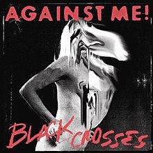 Against Me - Black Crosses coverjpg