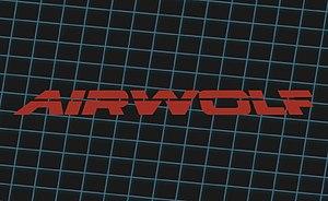 Airwolf - Image: Airwolf Titlecard OR