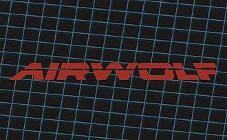 Airwolf - Image: Airwolf Titlecard OR