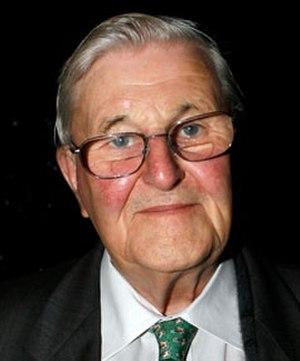 Allan Hubbard (businessman) - Allan Hubbard in 2010
