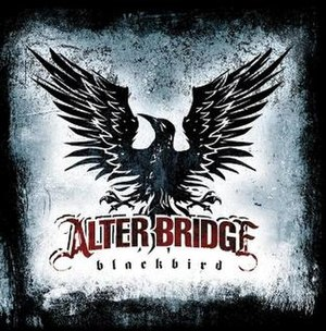 Blackbird (Alter Bridge album) - Image: Alterbridge blackbird