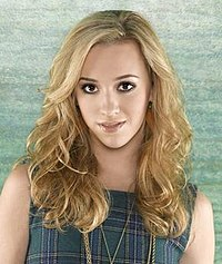 Andrea Bowen as Julie Mayer.jpg