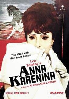 <i>Anna Karenina</i> (1967 film) 1967 film