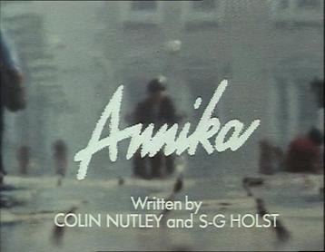 Series title card over blurred image of motorcyclist