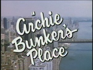 Archie Bunker's Place - Image: Archie Bunkers Place