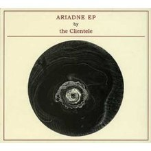Ariadne album cover The Clientele.jpg