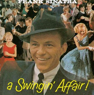 A Swingin' Affair! - Image: Aswinginaffair