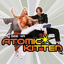 Atomic Kitten — See Ya (studio acapella)