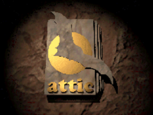Attic Entertainment Software - Image: Attic software logo