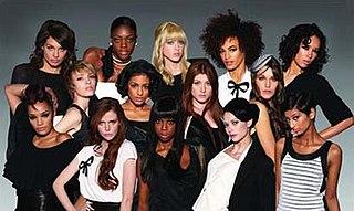 <i>Britains Next Top Model</i> (series 6)