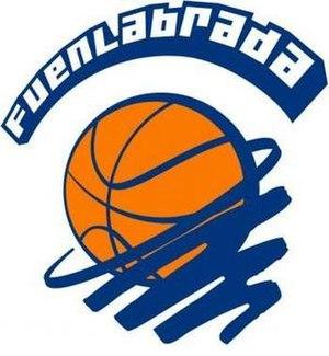Baloncesto Fuenlabrada - Image: Baloncestofuenlabrad a