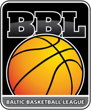 Baltic Basketball League - Image: Baltic Basketball League logo