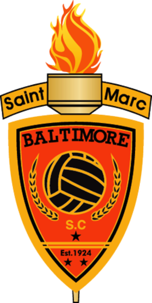 Baltimore SC - Image: Baltimore SC