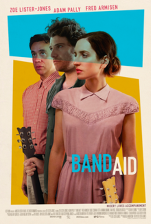 Band Aid (film) - Theatrical release poster