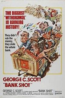 <i>Bank Shot</i> 1974 film by Gower Champion