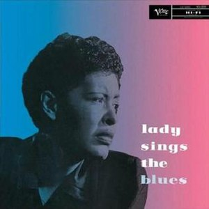 Lady Sings the Blues (Billie Holiday album) - Image: Billieholidayladysin gstheblues