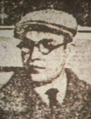 Anthony Bimba - Anthony Bimba as he appeared at the time of his widely publicized 1926 trial for blasphemy and sedition.