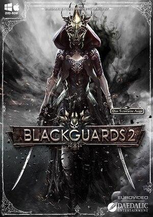 Blackguards 2 - Image: Blackguards 2 cover art