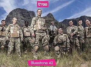Bluestone 42 - Image: Bluestone 42 Title
