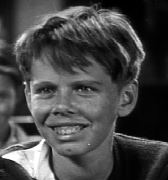 """Clifton Young - Clifton Young as """"Bonedust"""" in his first sound film, School's Out."""
