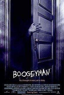<i>Boogeyman</i> (film) 2005 film by Stephen Kay
