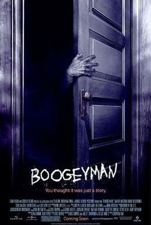 Boogeyman (film) - Theatrical release poster
