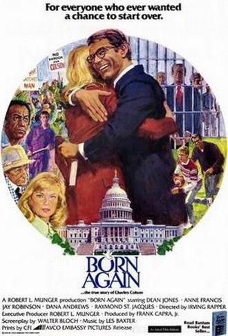 Born Again (film) - Image: Born again movie poster 1978
