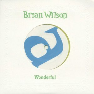 Wonderful (The Beach Boys song) - Image: Brian Wilson Wonderful