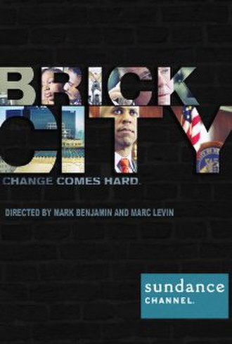 Brick City (TV series) - Image: Brick City (television series)