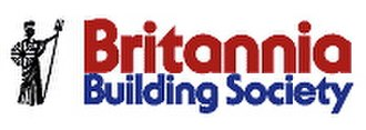Britannia Building Society - Earlier logo used until 1995