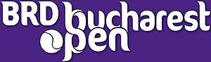 Bucharest Open - Image: Bucharest Open logo