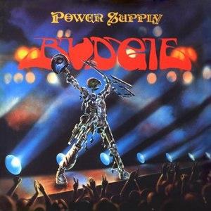 Power Supply (album) - Image: Budgie Power Supply