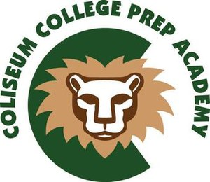 Coliseum College Prep Academy - Image: CCPA Banner
