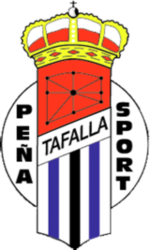 Peña Sport FC - Image: CD Peña Sport escudo