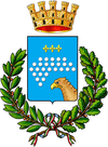 Coat of arms of Caposele