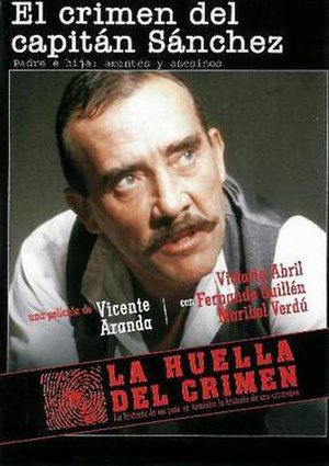 Captain Sánchez's Crime - Image: Captain Sánchez's Crime (movie poster)