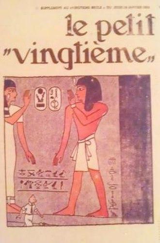 Cigars of the Pharaoh - Goddin