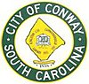 Official seal of Conway, South Carolina