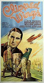 <i>Clipped Wings</i> (1937 film) 1937 American film