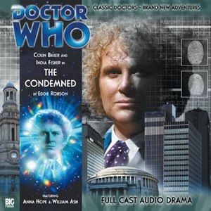 The Condemned (audio drama) - Image: Condemned (Doctor Who)