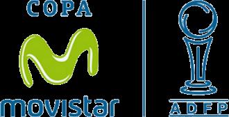 History of the Torneo Descentralizado - Logo for 2011 Copa Movistar.